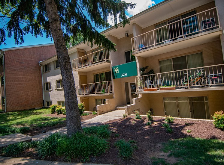 Spring Ridge Apartments Building Exterior 30