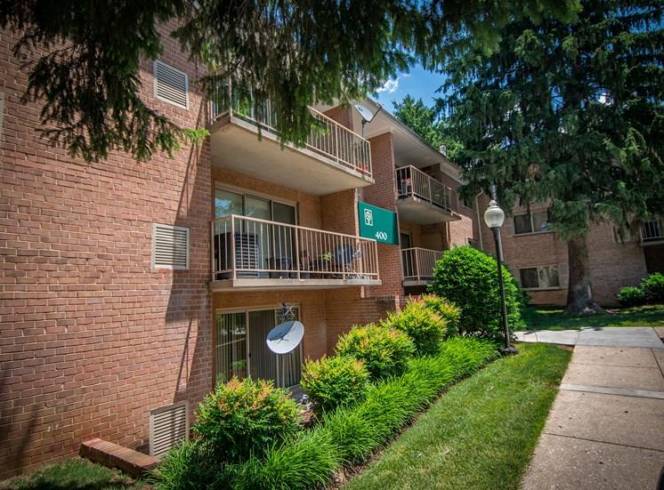 Spring Ridge Apartments Balconies 43