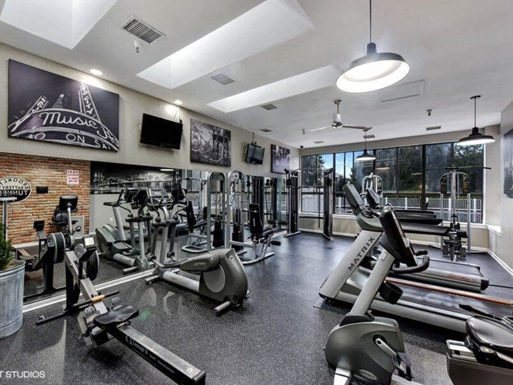 Fitness Center Access at The Residences at the Manor Apartments, Frederick, 21702