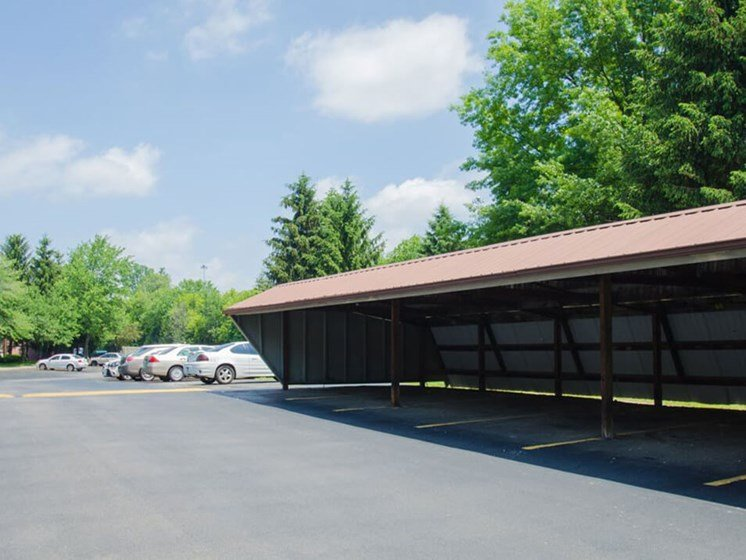 apartments with carport