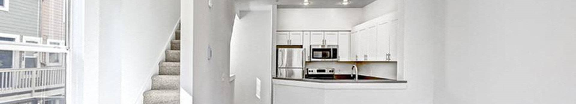 remodeled loft kitchen