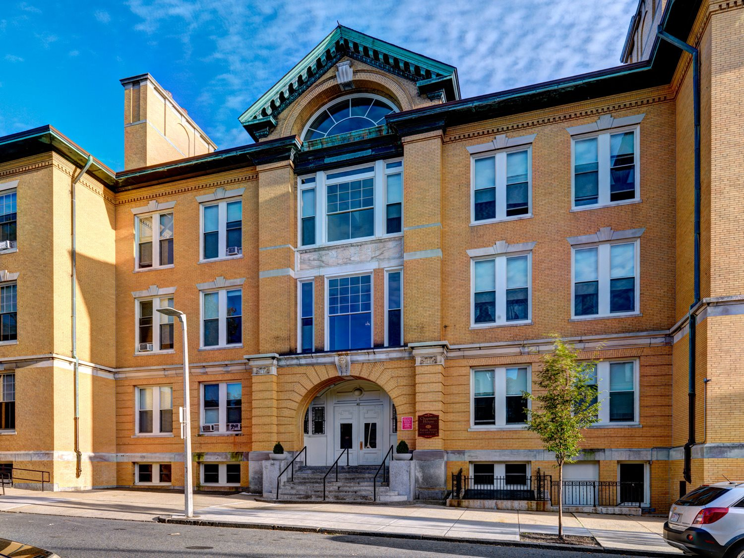 Chapman House Apartments in East Boston, MA