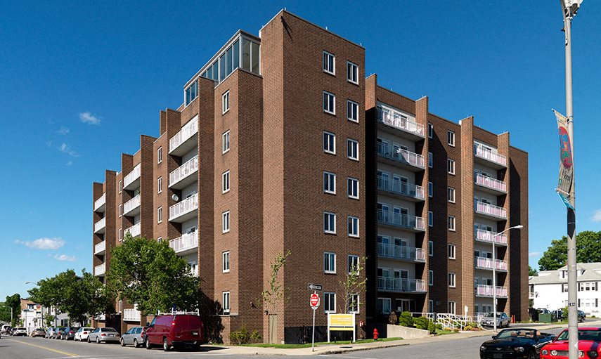 Jaclen Tower Apartments - senior living in Beverly, MA