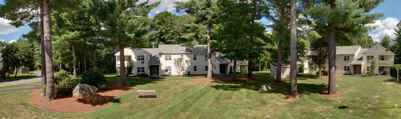 Wilkins Glen Apartments in Medfield, MA