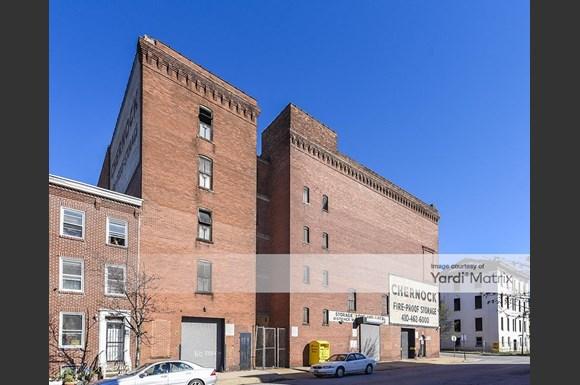 524 West Lafayette Avenue Baltimore, West Lafayette Storage Facilities