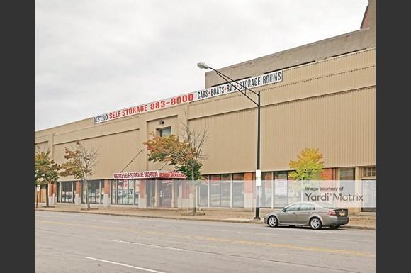 Metro Self Storage 1575 Main Street, Buffalo Ny Storage Units