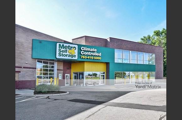 Metro Self Storage 16655 County Road, Storage Facilities Maple Grove Mn