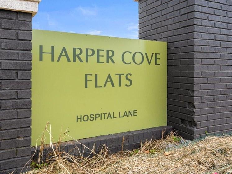 Harper Cove Flats