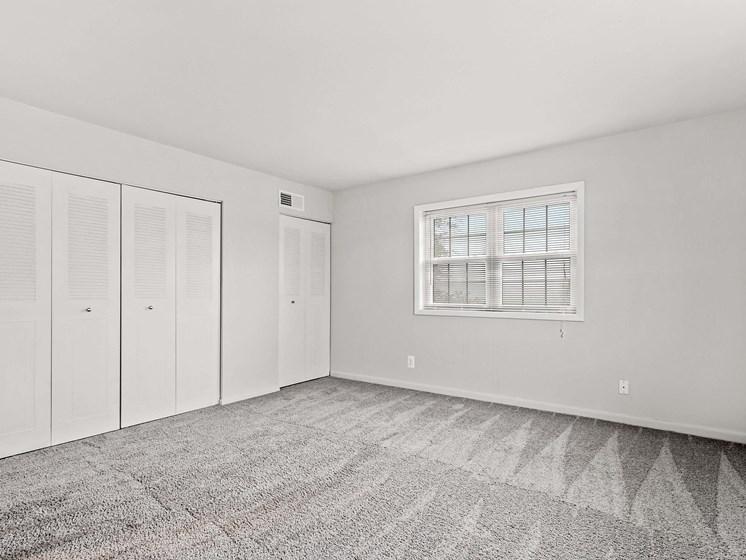 Main Bedroom and Closets
