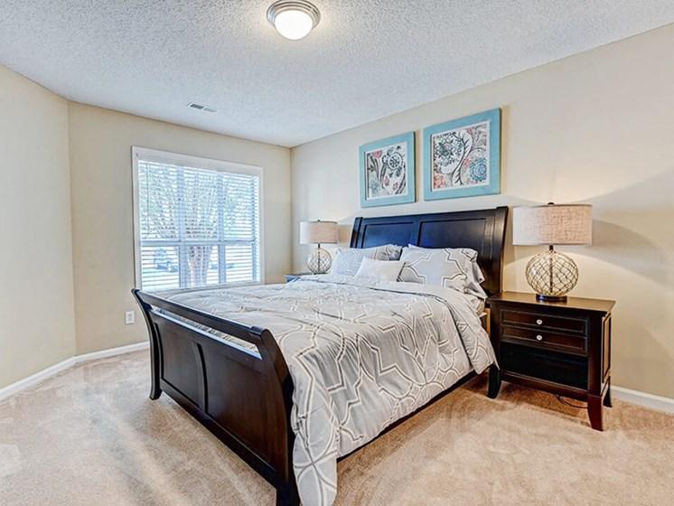 Primary Bedroom in bedroom