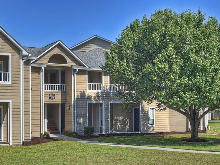 apartment community in Greenville, NC