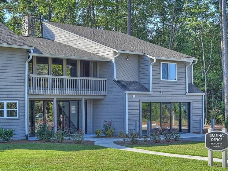 Southgate apartments at Greenville NC
