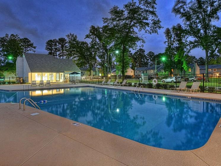 Southgate Apartments swimming pool