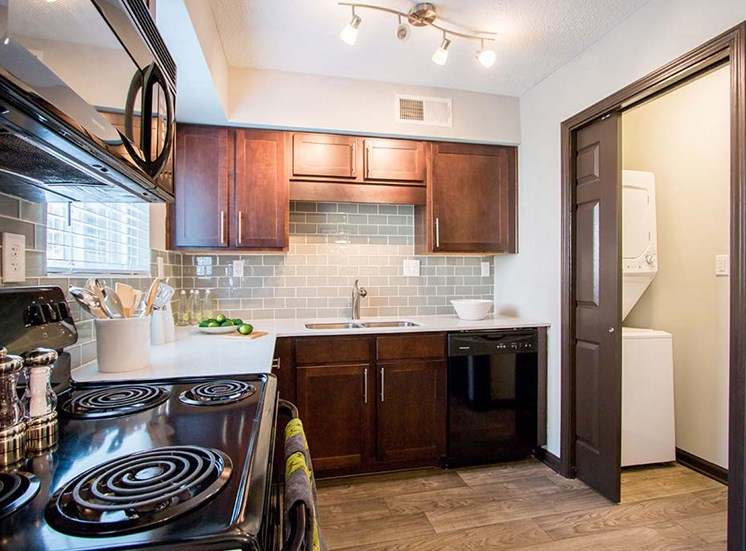 Laundry Convenience with Washer and Dryer in All Units at Artesian East Village, Atlanta, GA 30316