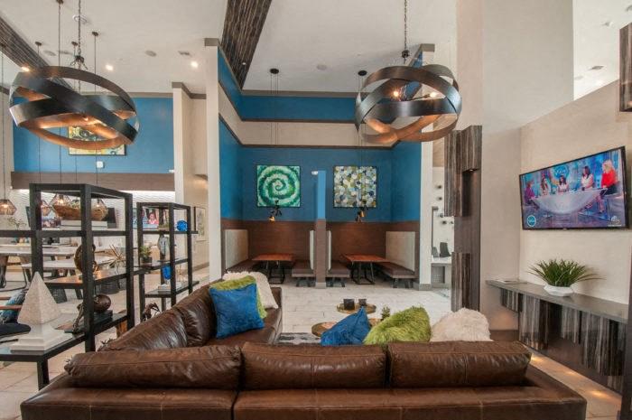 resident lobby lounge