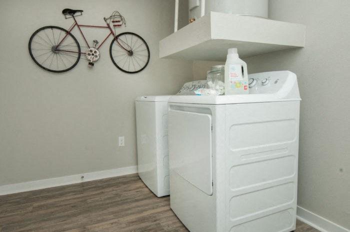 apartment washer/dryer