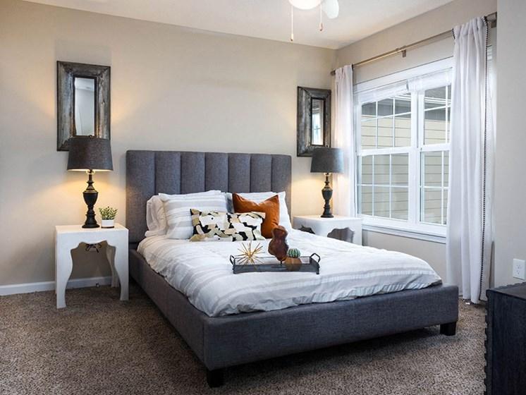 Warsaw IN Apartment Rentals Redwood Warsaw Bedroom