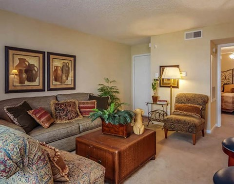 Spacious Living Room   Southwest Houston Apartments For Rent   Southpoint Apartments