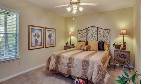 Master Bedroom  Southeast Apartments For Rent   Southpoint Apartments