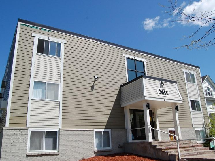 2611 Pleasant Building Front