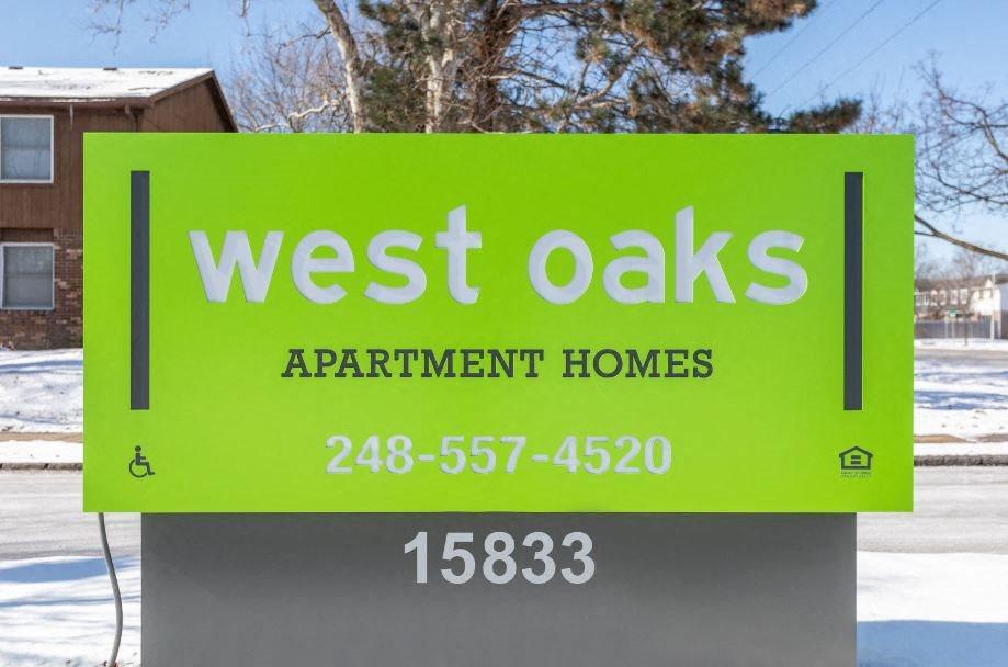 Logo of West Oaks