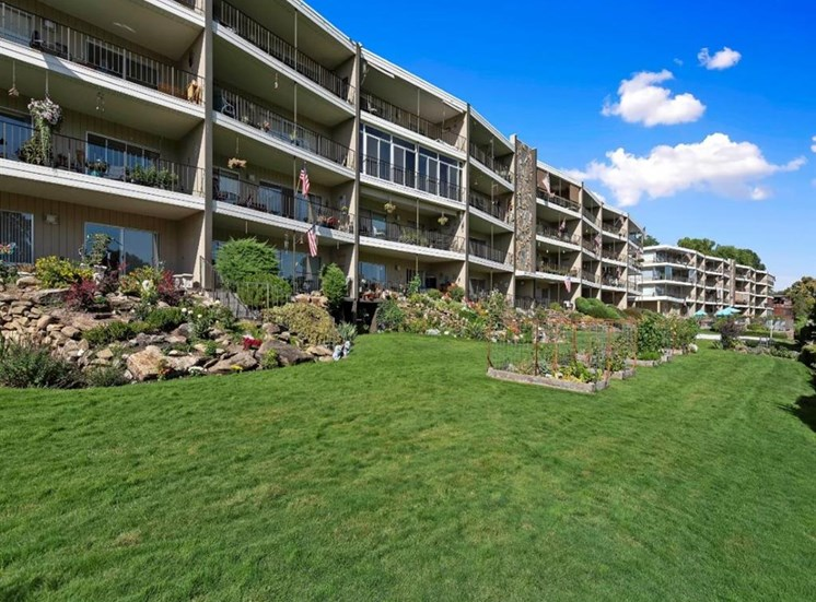 Gardens at Parkview Apartments, Boise, 83706