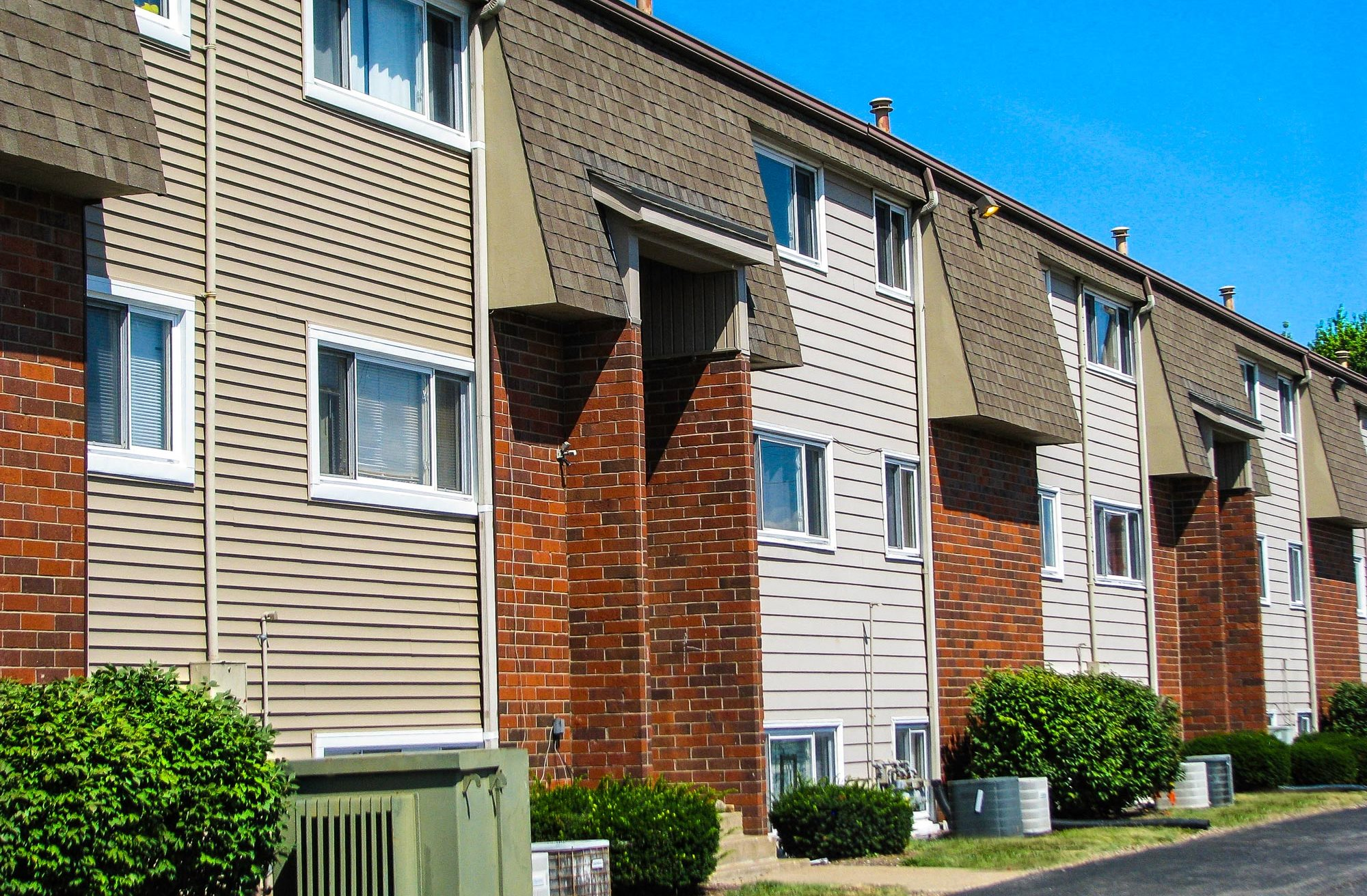 Candlelight Park Apartments In Davenport Ia