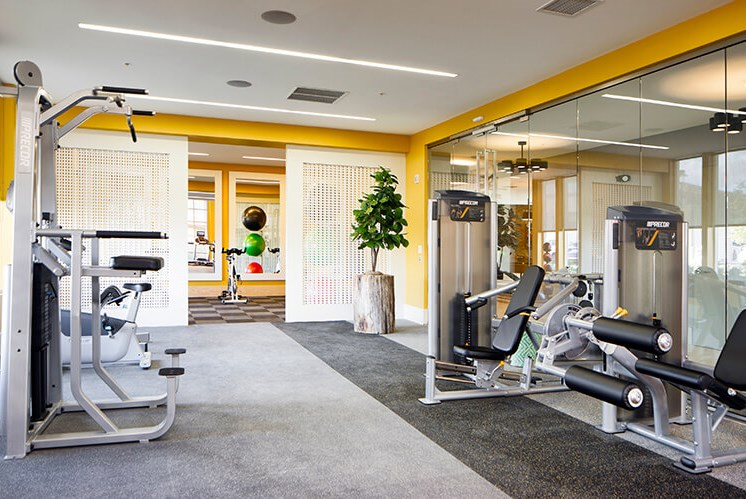 State Of The Art Fitness Center at Indigo 301, King of Prussia, PA