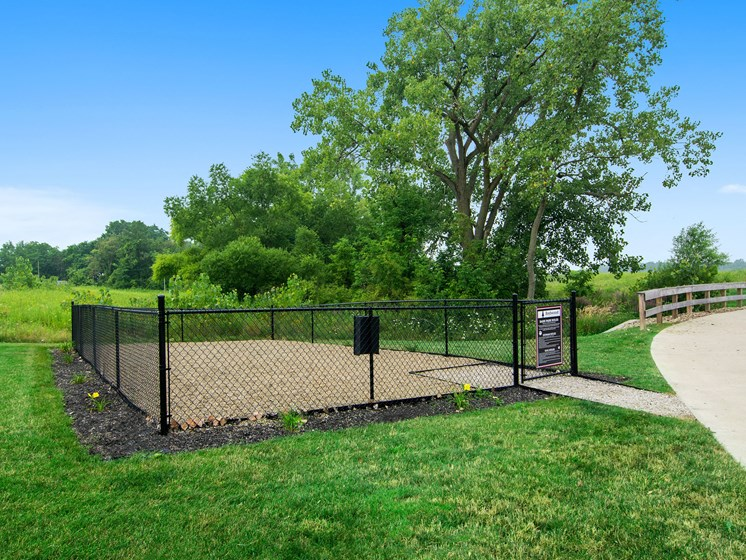 Valley City Ohio Apartment Rentals Redwood Valley City Dog Park Path