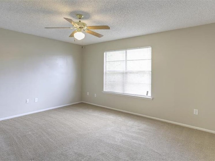 Baton Rouge Apartments with ceiling fans