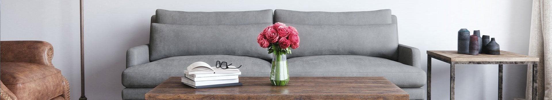Comfy Sofa at Ashley Village Apartments, Ohio, 43232