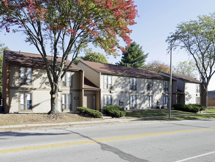 Magnificent Outdoor at Walnut Trails Apartments, Indiana, 46514