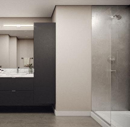 Bathroom Fitters at The Sur, Arlington, Virginia