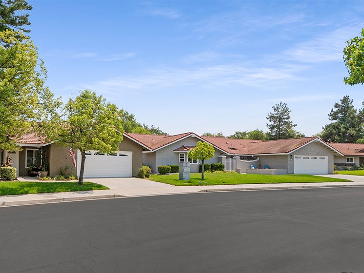 Universally Attached And Detached Garages at Westmont Village, Riverside, California