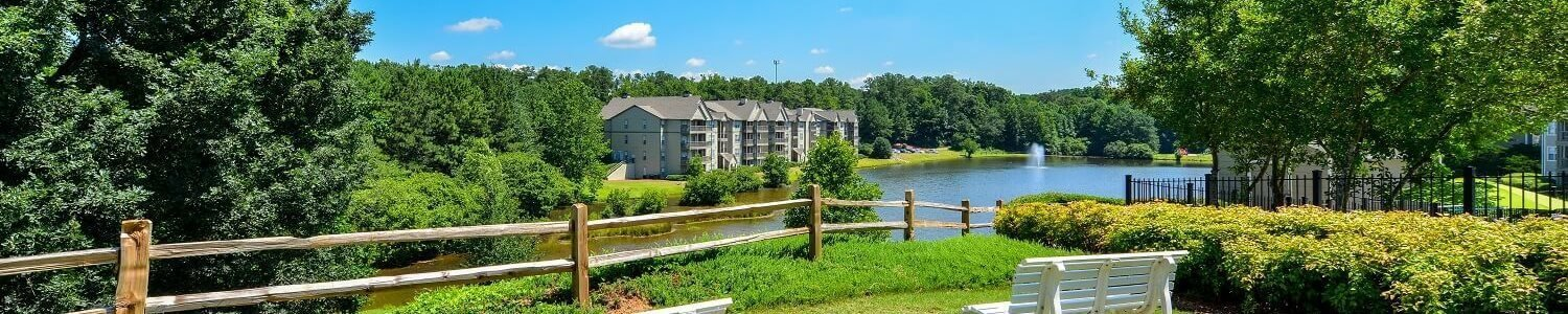 Expansive 6 Acre Community Lake with Gorgeous Views at Lakeside at Arbor Place, Douglasville, GA, 30135