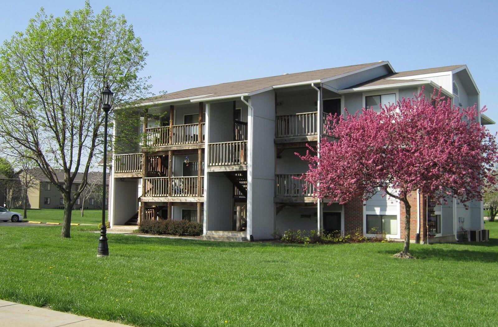 Apartments in Southwest Topeka, KS