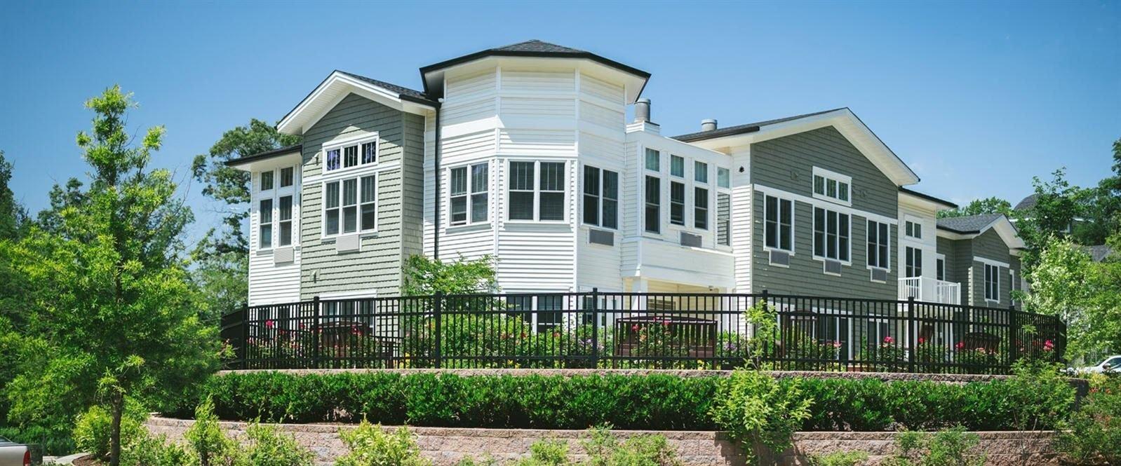 Elegant Exterior View Of Property at Spring Arbor of Severna Park, Severna Park, MD, 21146