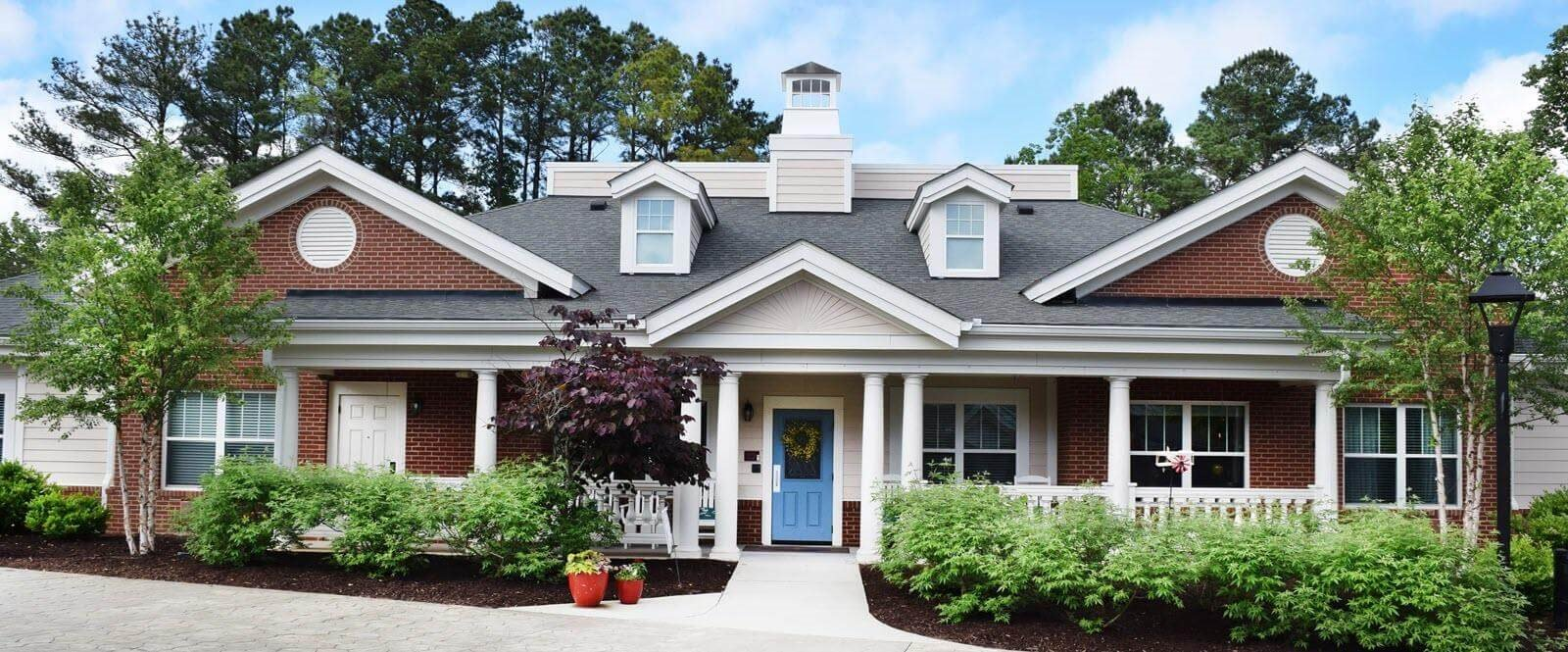 Main Entrance To Property at Spring Arbor Cottage of Richmond, VA, Richmond, 23233