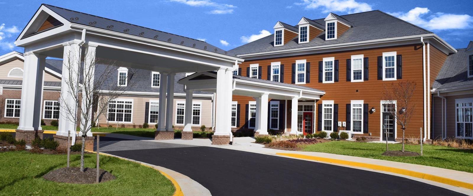 Elegant Exterior View Of Property at Spring Arbor Cottage of Salisbury, Midlothian, VA, 23113
