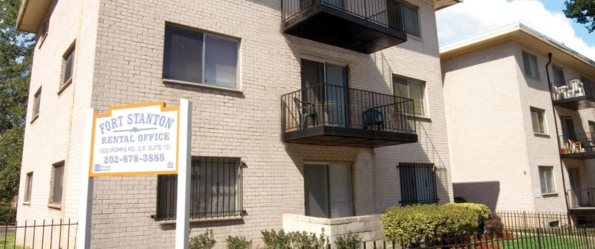 Fort Stanton Apartments located in SE Washington DC