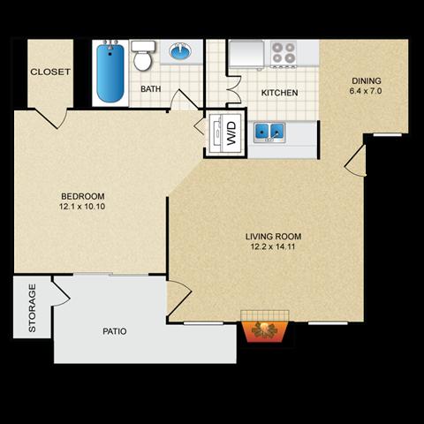 Creekview Apartment Homes Ebrochure