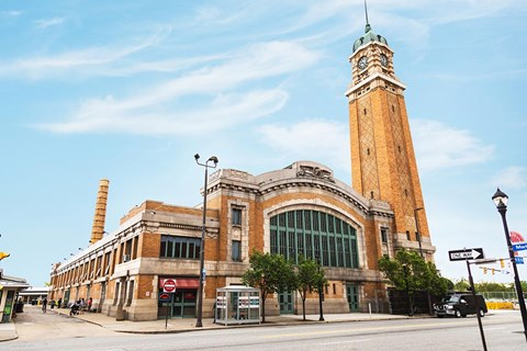 West Side Market at The May, Cleveland, Ohio