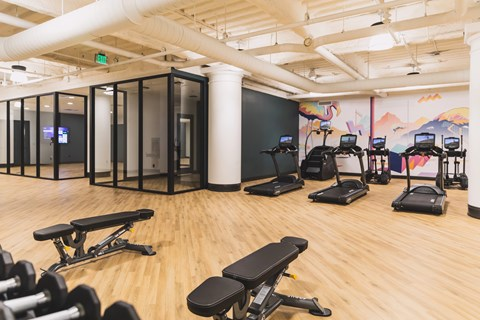 State Of The Art Fitness Center at The May, Cleveland, OH, 44114
