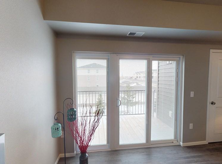 image of patio door
