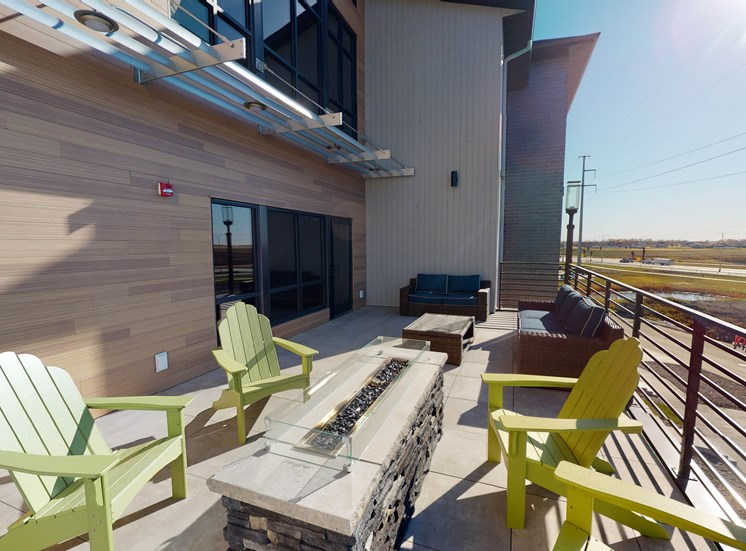 image of rooftop patio