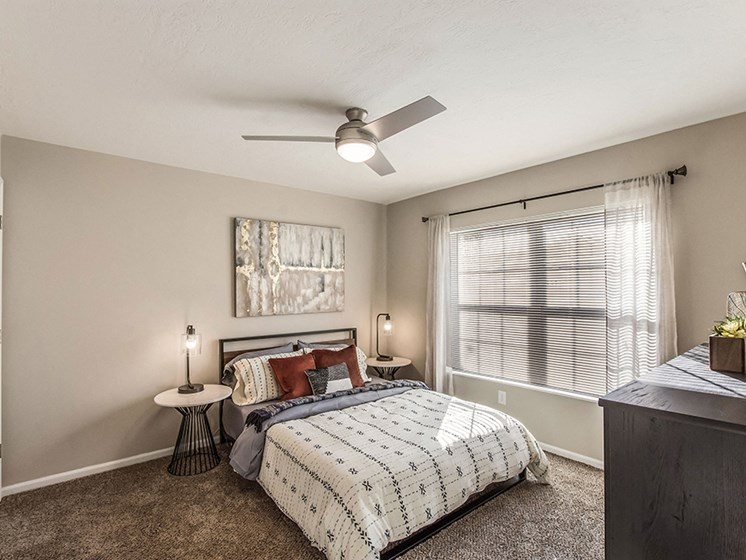 Southgate MI Apartment Rentals Redwood Southgate Gallery Second Bedroom