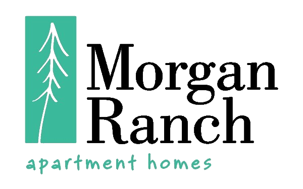 Morgan Ranch Logo Burgundy