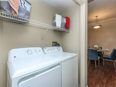 Montecito Pointe Washer And Dryer In Unit in Nevada Rentals