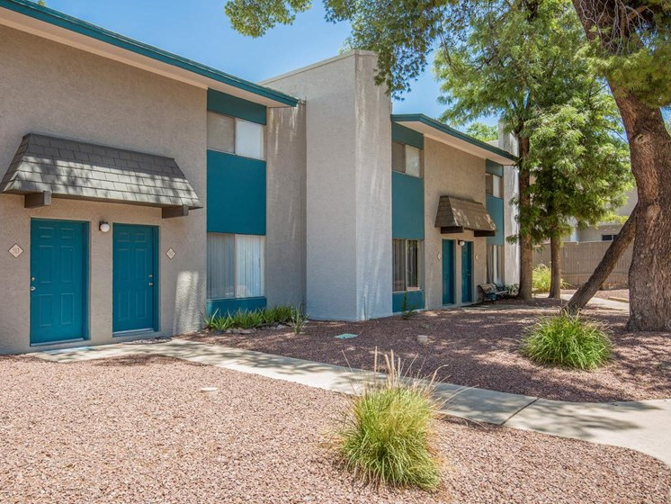 Apartments in Tucson, AZ Rocks