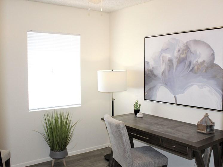 apartment study in Tucson